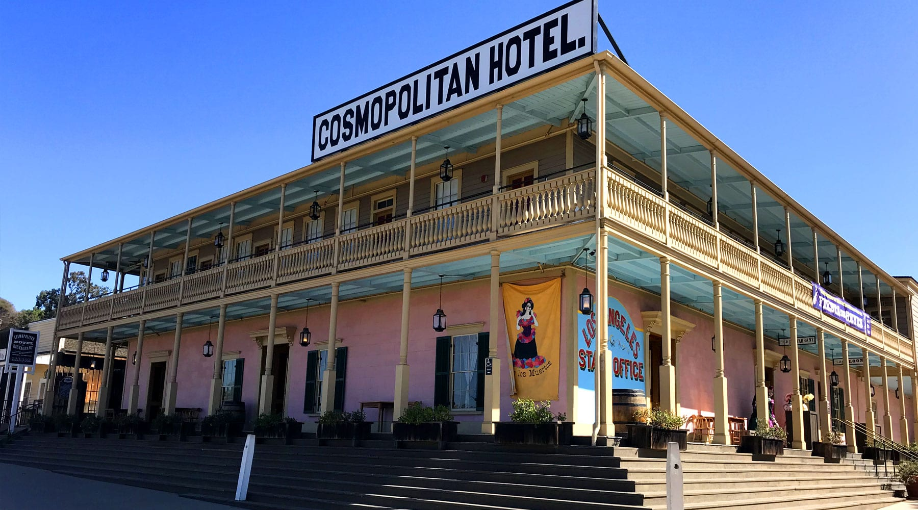 Cosmopolitan Hotel and Restaurant