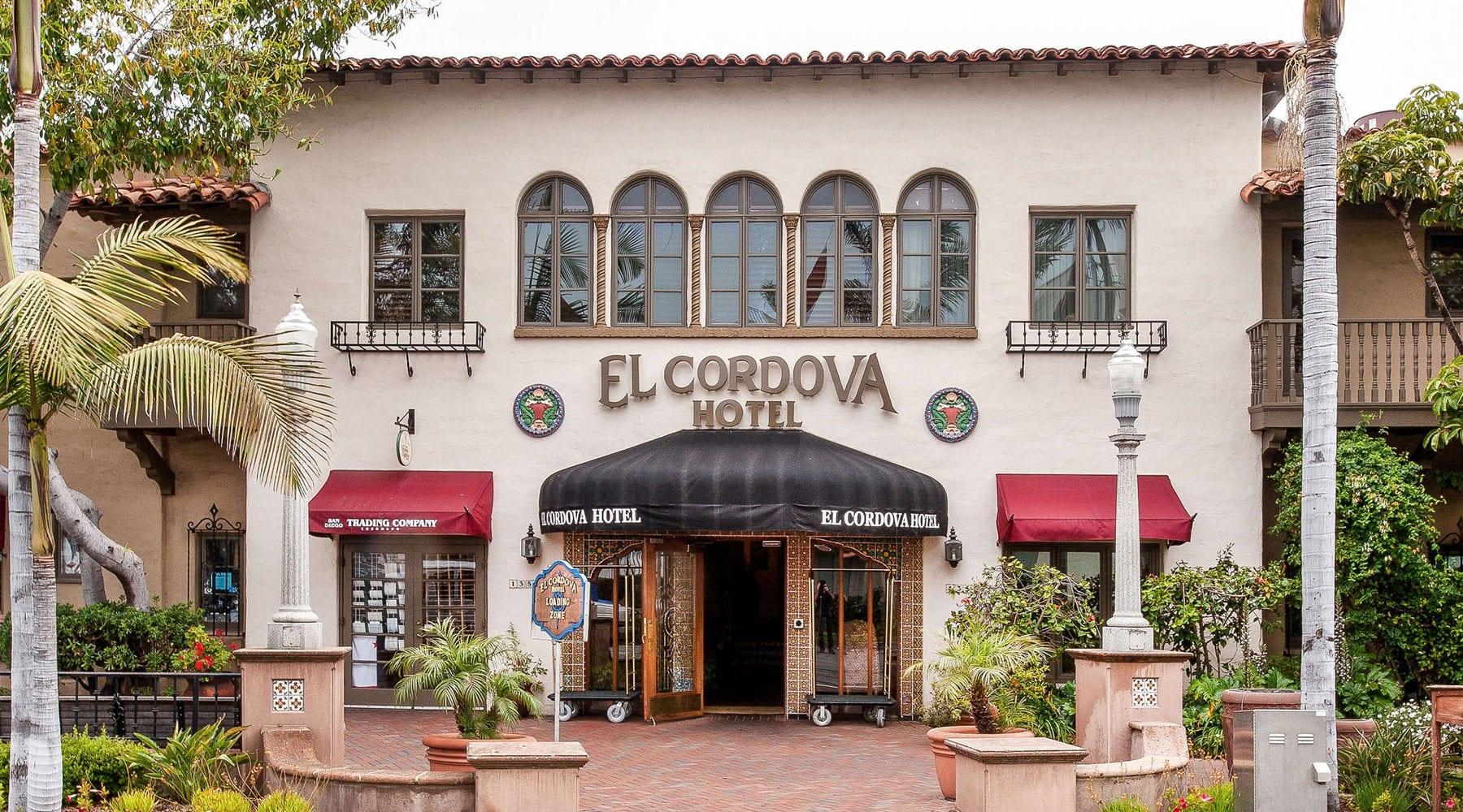 The El Cordova Hotel