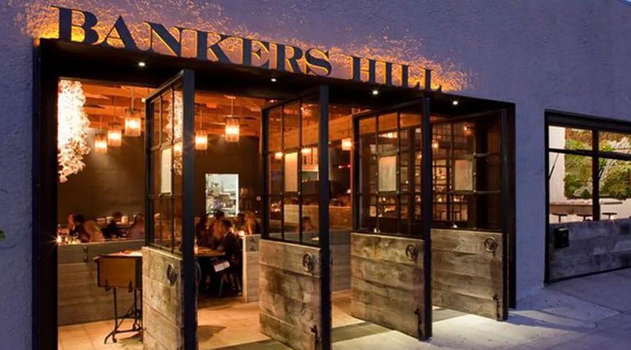 Banker's Hill Restaurant