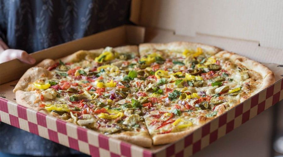 Surfrider Pizza