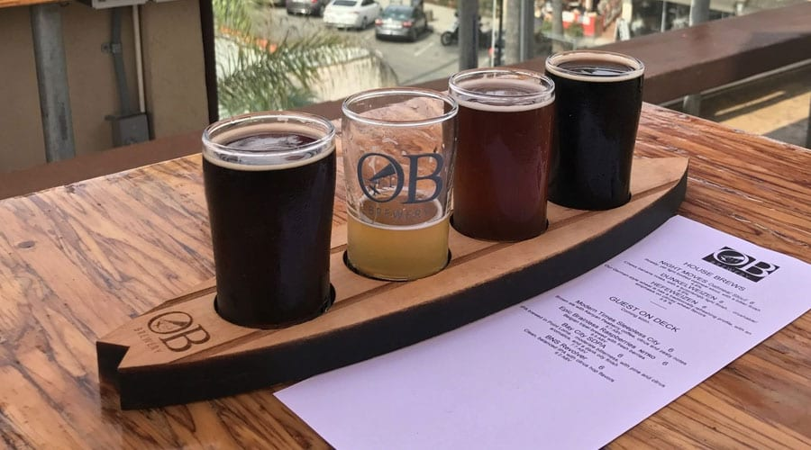Ocean Beach Brewery