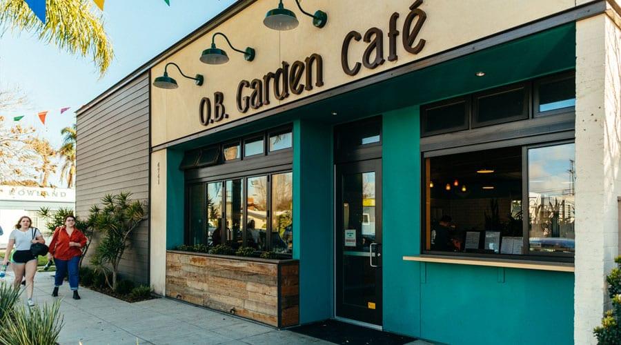 O.B. Garden Café