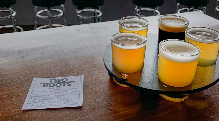 Two Roots Brewing Co. Tap Room