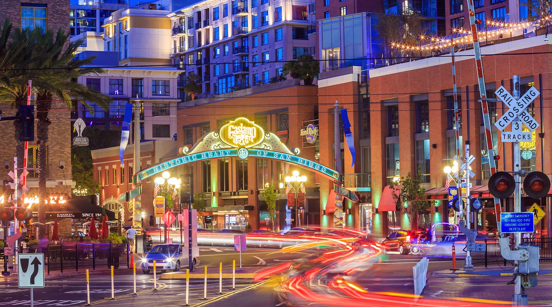 24 Hours in the Gaslamp Quarter