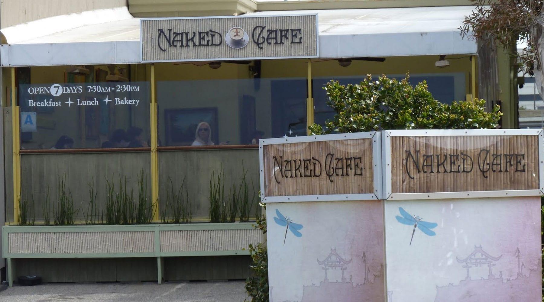Naked Cafe, Solana Beach