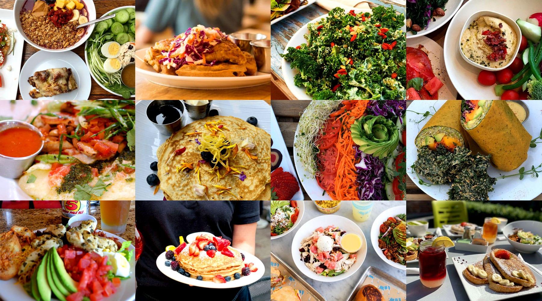 The Best Healthy Restaurants In San Diego, By Neighborhood