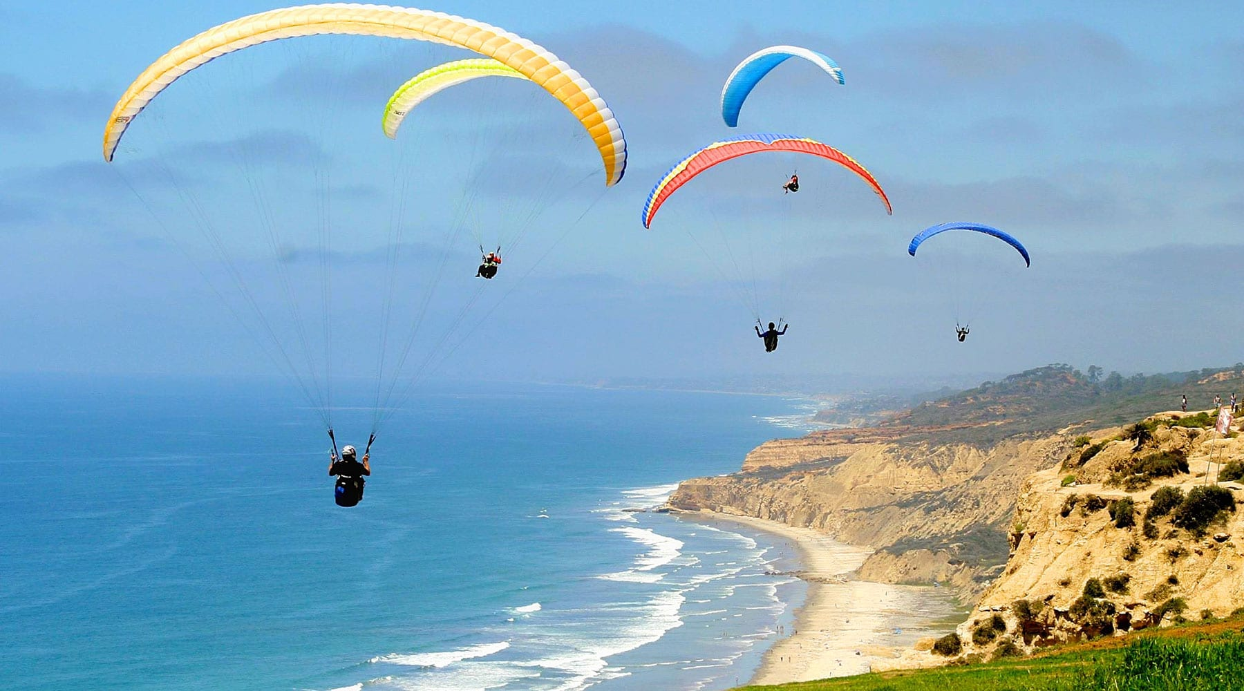 Three Adventurous Excursions in San Diego